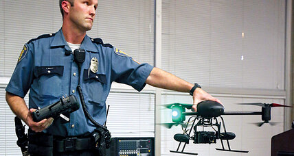 Drones over America: public safety benefit or 'creepy' privacy threat?