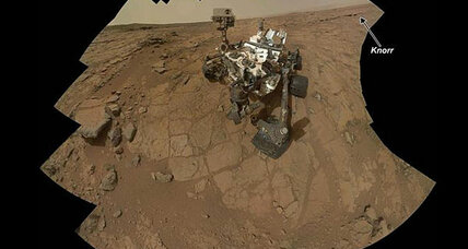 Curiosity Mars rover suffers another glitch, remains in safe mode