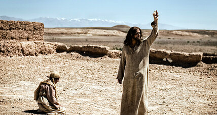 Why History Channel's 'The Bible' draws boffo ratings despite reviews (+video)