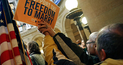 Poll: support for gay marriage soars to record high 58 percent