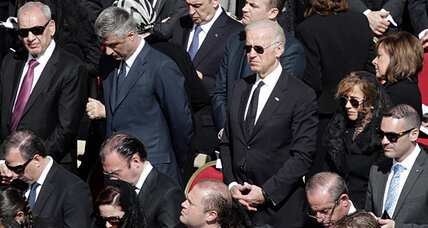 Joe Biden upbeat on Pope Francis, but US-Vatican relations not always so rosy (+video)