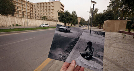 Iraq 10 years on: The blast that changed a reporter's view of war