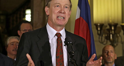 Colorado: Shooting death precedes governor's gun law signing