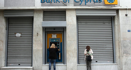 Big question mark over what Cyprus can do to escape crisis