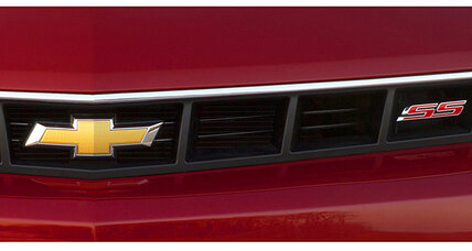 2014 Chevrolet Camaro SS to debut at New York Auto Show