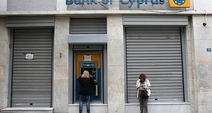 Cyprus is running out of options