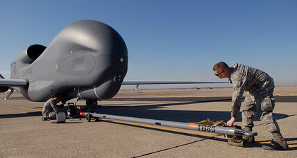 Does it matter who runs US drone program? Pentagon could supplant CIA.