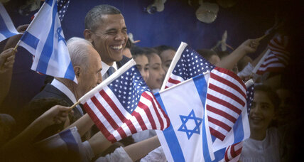 For Israelis, Obama has finally arrived