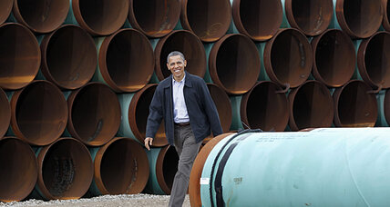 Is the Keystone XL pipeline a diplomatic nightmare?