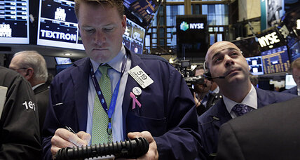 Stocks spike as Fed stands by stimulus