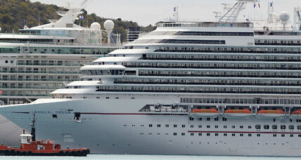Carnival cruises canceled. Ship out of service until June. (+video)