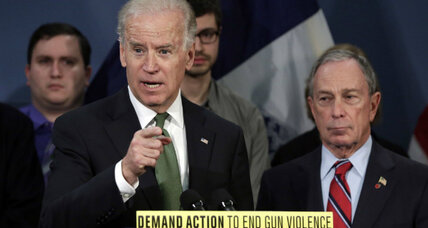 Why Joe Biden is still pushing for assault weapons ban