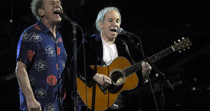 Simon & Garfunkel chosen to be among recordings preserved