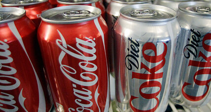 Study: Mexico pays price for being soda king
