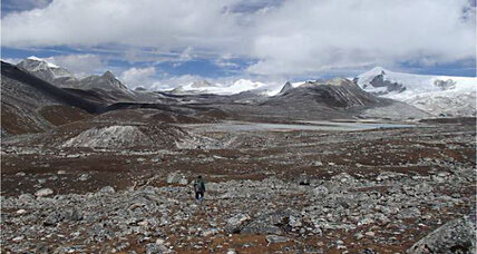 How will climate change affect the Himalayas? Scientists trek to find out.