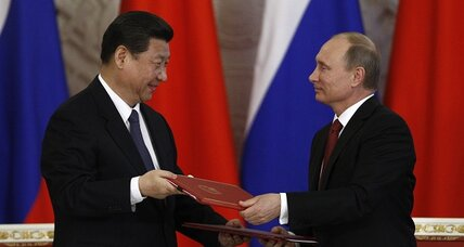 With US-Russia relationship toxic, Moscow looks to strengthen ties with China