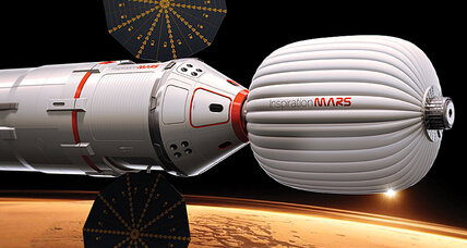 What would 501-day mission to Mars feel like? 'Survivor' in space.