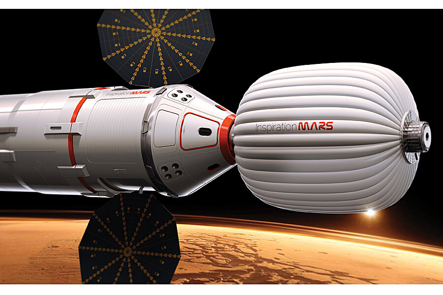 New Jersey how long would it take to travel to mars