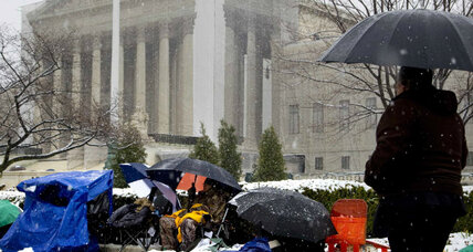 Gay marriage: How Supreme Court cases could end with a whimper (+video)