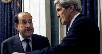 John Kerry urges Iraq to inspect Iranian overflights to Syria (+video)