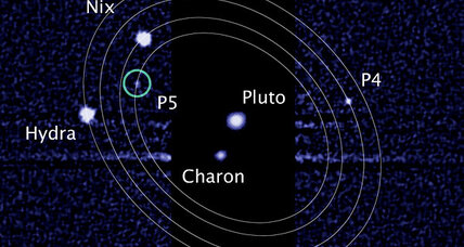 Answer to mystery of Pluto's moons could depend on 2015 flyby