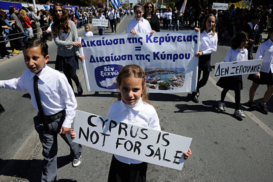the cyprus financial crisis Cyprus since the financial crisis of 2007/2008 in the united states, there has been a worldwide domino effect resulting in negative consequences for the economies of a number of countries the dominion of cyprus remained relatively unscathed immediately preceding this economic downturn.