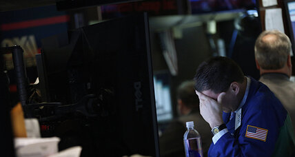 Stocks fall despite Cyprus deal