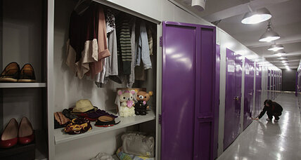 Want to save money this spring? Lose the storage space.
