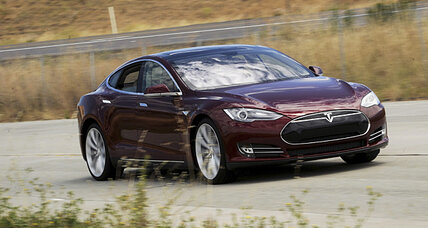 Tesla Motors to expand Model S electric car 'Supercharger' network