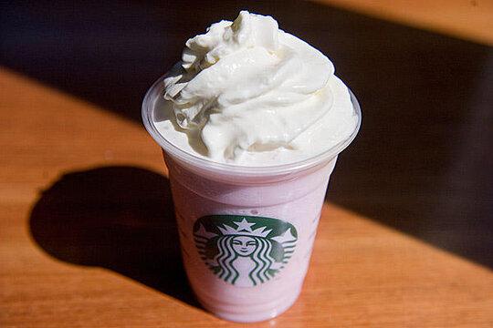 Top 10 Secret Menu Fast Foods Crunchberry Frappuccino