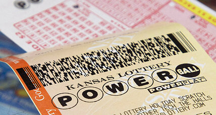 Powerball office pool winners will share with new co-worker