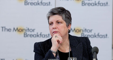 Say what! Janet Napolitano doesn't use e-mail? It 'just sucks up time.'