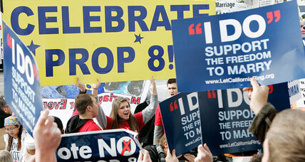 Gay marriage: Prop. 8 seems a relic of different era in California