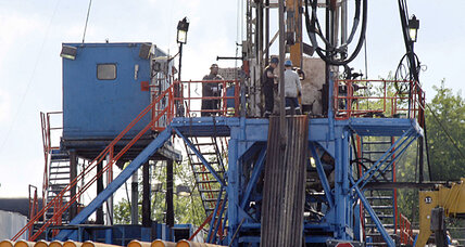 Do high natural gas prices mean the shale boom is ending?