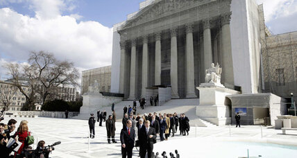 Supreme Court declines potential major gun rights case, leaving limits intact
