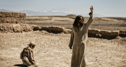 Why the biblical epic is back in Hollywood – especially on cable