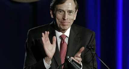 David Petraeus: Too soon for a comeback?