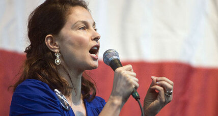 Ashley Judd 'unable' to run for Senate