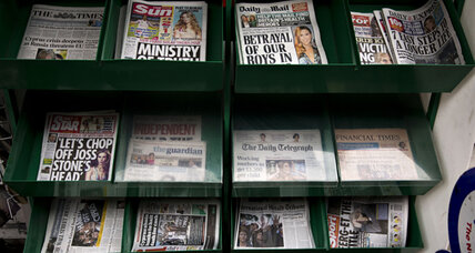 British papers rebel as UK press regulation moves closer to reality