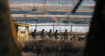North Korea turns up volume by silencing final military hot line