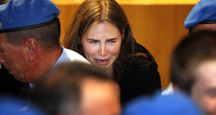 Amanda Knox retrial: a tale of two countries' legal systems