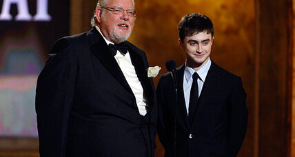 Richard Griffiths dies: Daniel Radcliffe leads tribute to the veteran actor