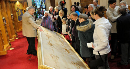 Shroud of Turin authenticity up for debate again after new report (+video)