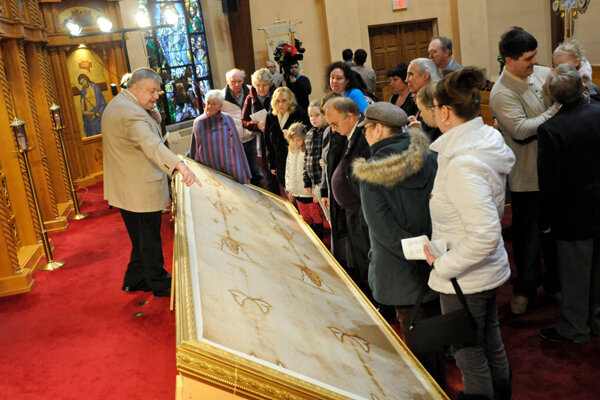 shroud of turin debate live stream - photo#27