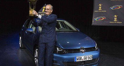 2013 World Car of the Year Awards announced. Volkswagen wins big.