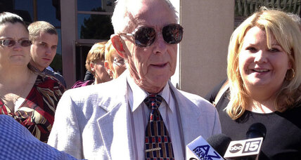 Arizona man, 86, gets probation in mercy killing case