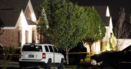 Texas district attorney and wife found dead