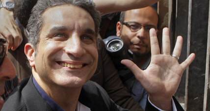 Egyptian satirist released on bail