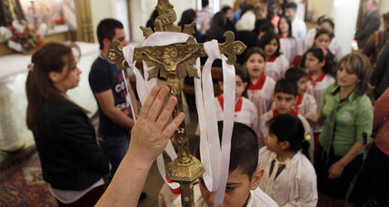 Iraq's Christians face hardship, but peaceful Easter also highlights promise