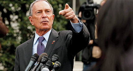 Michael Bloomberg as counterweight to NRA: What are his chances?